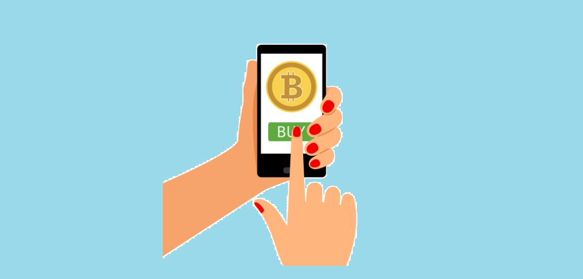Bitcoin Mining Venture on a SmartPhone
